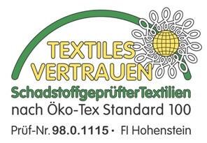 Textiles Vertrauen Siegel