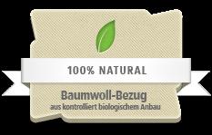 Siegel aus kontrolliert biologischem Anbau