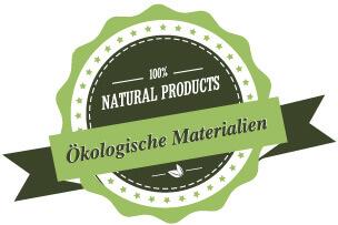 Ökologisch erzeugte Materialien