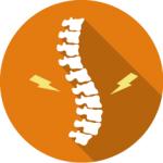 Icon Rückenprobleme