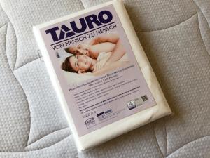 TAURO Encasing Vorderseite Verpackung
