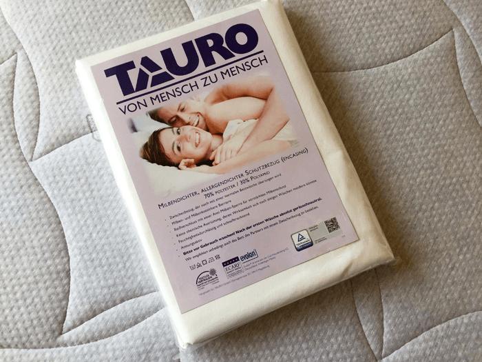 Tauro Encasing Allergiker Matratzenbezug Im Test