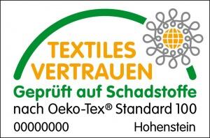 Textiles Vertrauen ÖKO TEX Standard 100