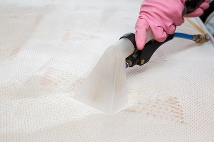 Matratze chemische Reinigung