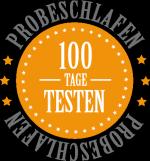 100 Tage Probeschlafen