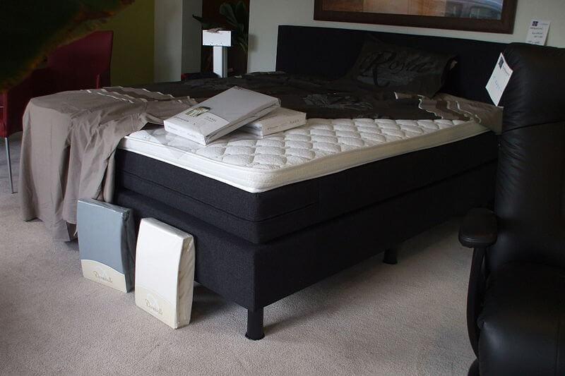 boxspring matratze tipps beim kauf auf. Black Bedroom Furniture Sets. Home Design Ideas