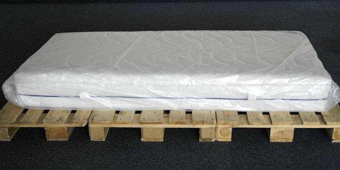 Schlaraffia Superior 26 TFK Matratze Verpackung