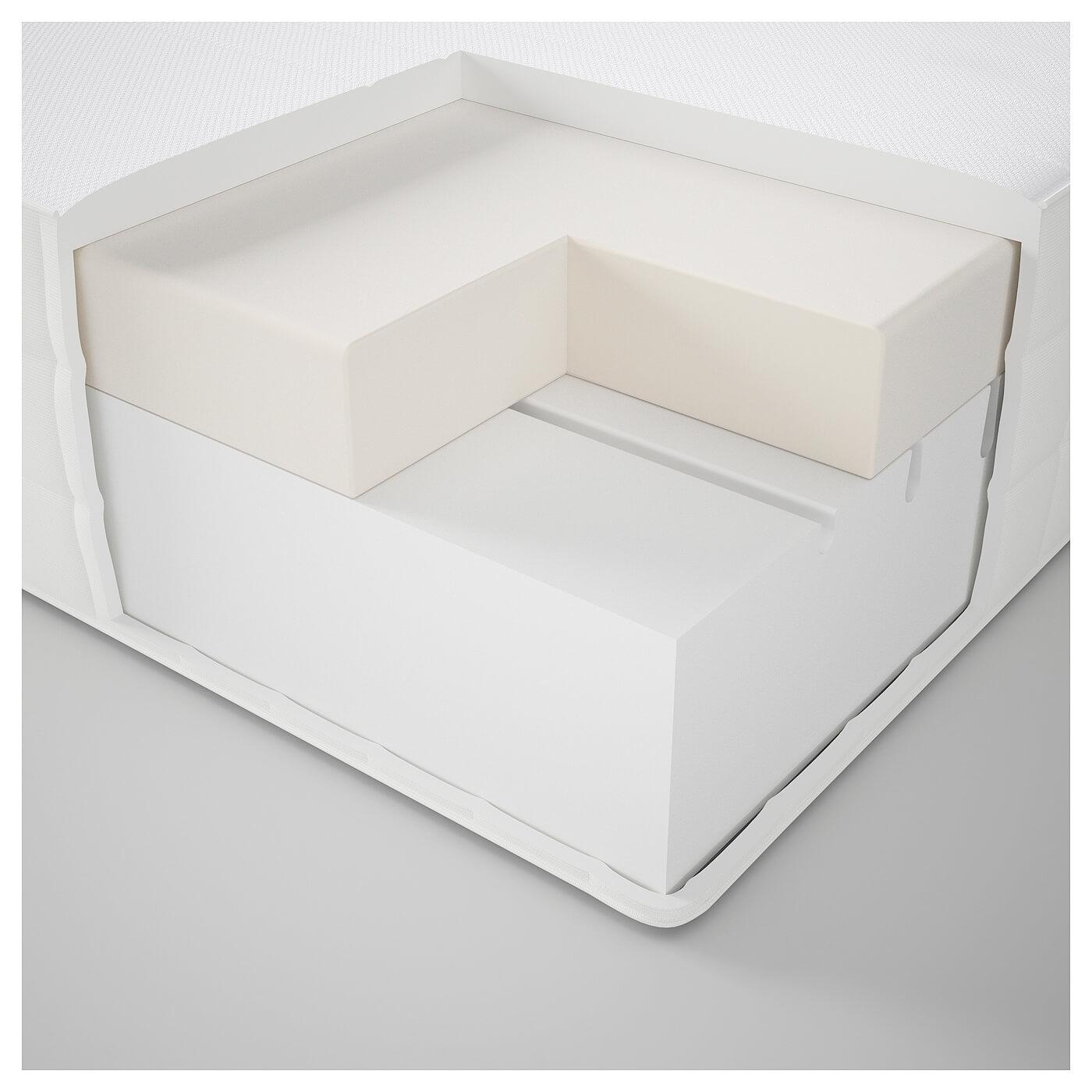 IKEA Matrand Matratze Aufbau